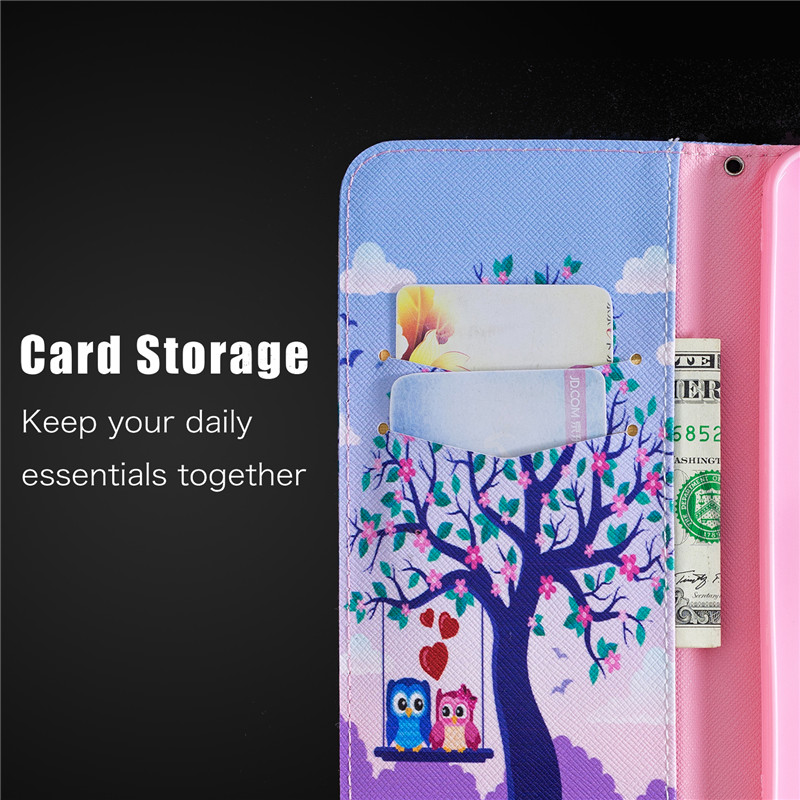 For Huawei P Smart Plus Case (118)
