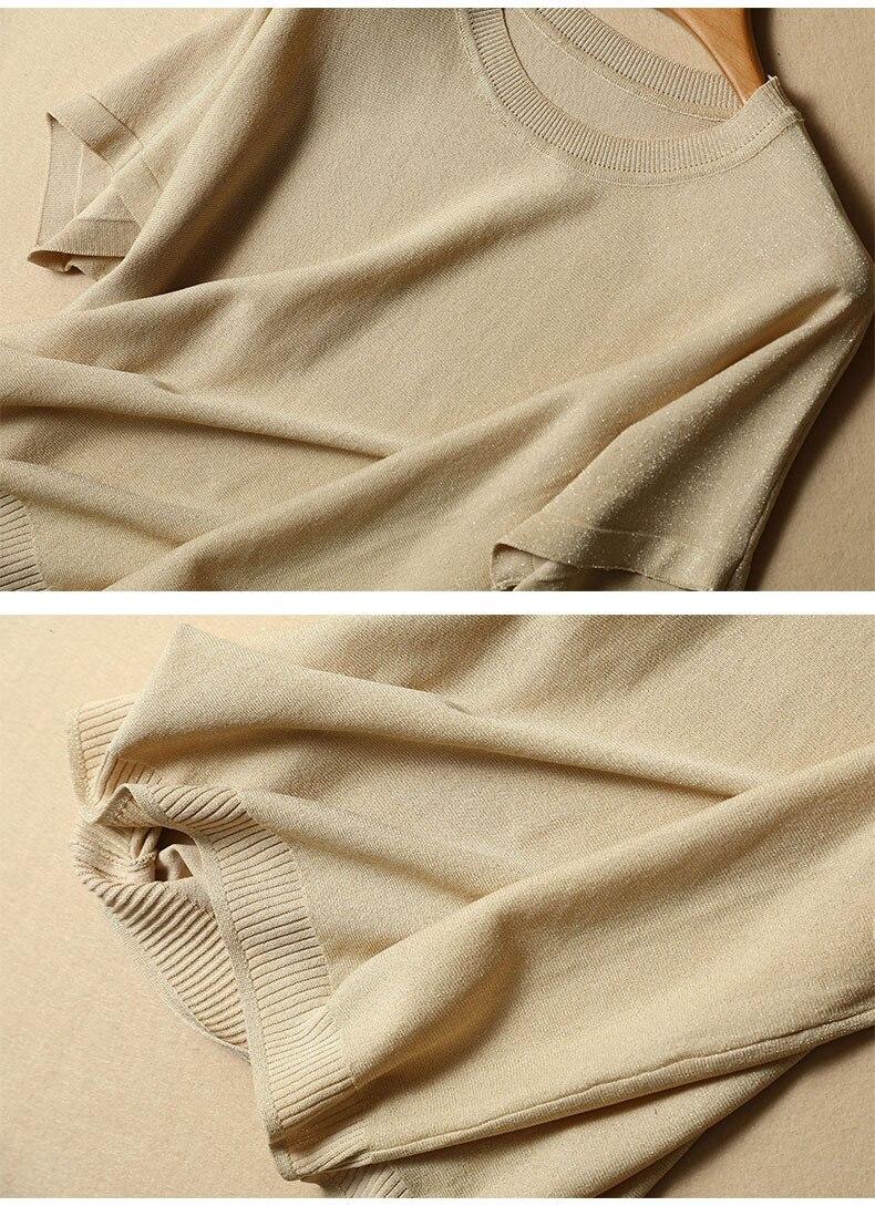 tops short-sleeved USD design 6
