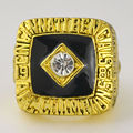Free shipping Cincinnati Bengals 1981 championship team championship rings size 11