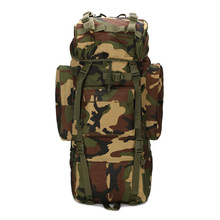 65L Military Backpack Molle Camping Bag Rucksack Tactical Backpack Men Large Hiking Army Travel Outdoor Sport Bags Sack outdoor sport hiking bag men army military tactical molle rucksack women backpack shoulder messenger fishing hunting trekkin