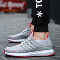 2017 New Male Shoes Sport Tenis Men Shoes Red Bottoms Casual Shoes Mens Trainers Cheap Shoe Fly Weave Ultras Boosts Krasovki