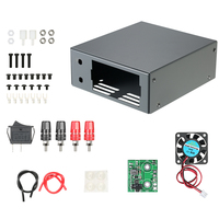 A Power Supply Housing DIY Kit Power Supply DIY Case Box + Communication Interface Digital Constant Voltage Current Converter