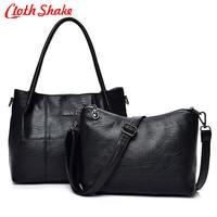 Cloth Shake New Women Bag Luxury Handbags Shoulder Big Lattice Crossbody Messenger Women S Bag 2