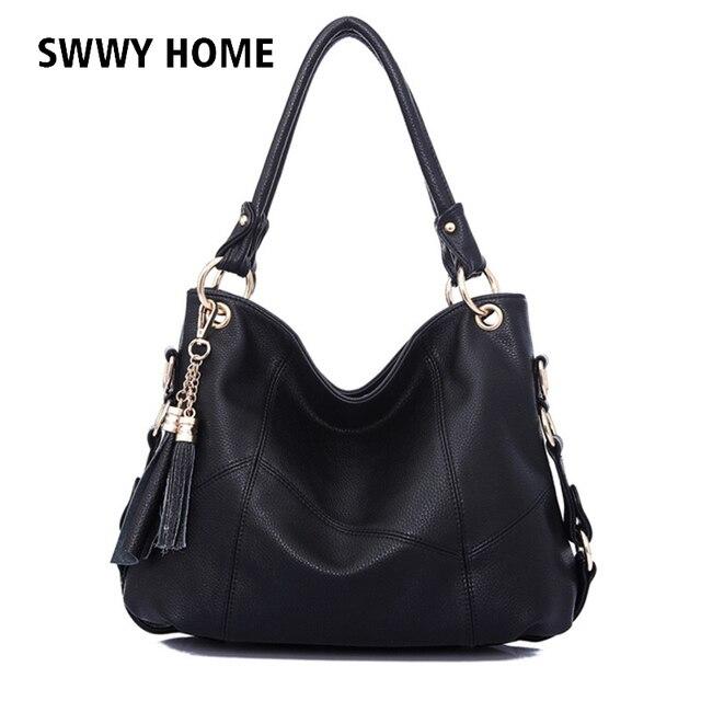 Designer Women Handbag Female High Quality Leather Bags Handbags Ladies Portable Shoulder Bag Office Ladies Hobos Bag Tote bolsa