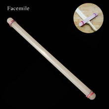 50CM Non-Stick Sugarcraft Fondant Rolling Pin Baking Rough Clay Pizza Pasta Roller Cake Accessories 54087 Gift
