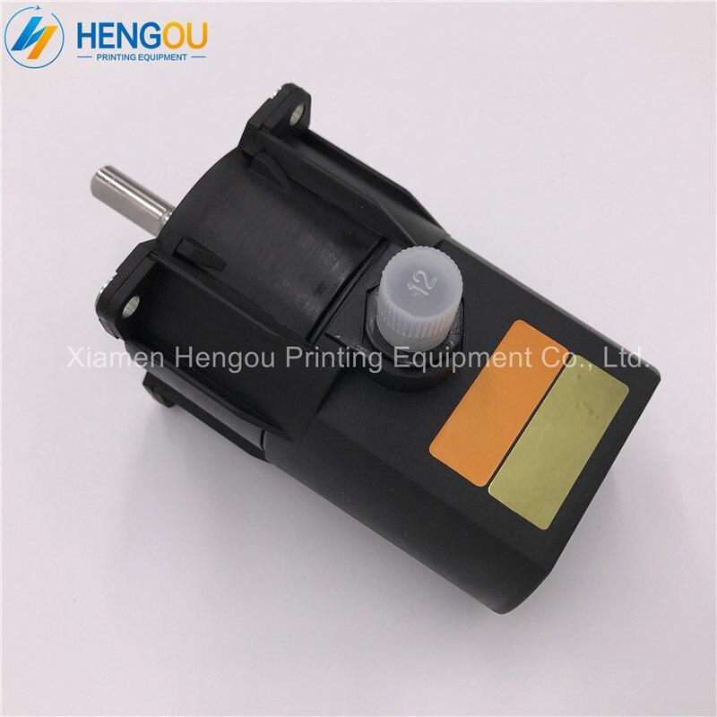 2 Pieces Hengoucn SM102 SM74 SM52 printing servo motor R2.112.1311/02 2 Pieces Hengoucn SM102 SM74 SM52 printing servo motor R2.112.1311/02