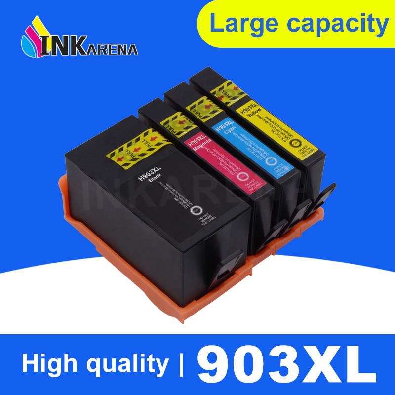 INKARENA Compatible Replacement For HP 903XL 903 XL For HP OfficeJet Pro