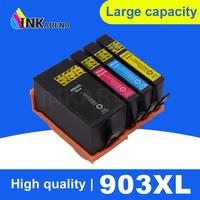 INKARENA Compatible Replacement For HP 903XL 903 XL Ink Cartridge Full Ink for HP OfficeJet Pro 6950 6956 6960 6970 Printer