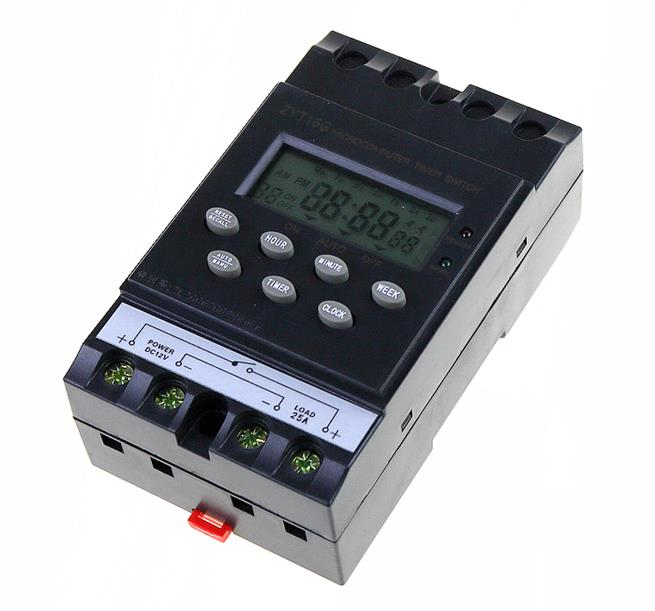 KG316T DIN RAIL Digital Timer Switch automatic program/programmable timer switch Microsoft program timer 220VAC 25A waterproof kg316t ii digital timer controller ac220v 25a din rail lcd digital programmable electronic timer switch page 9