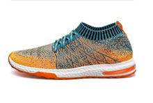 2019 Mens Sport Running Shoes Lace-up Flywire Couple Sneakers Breathable Mesh Letter Size 39-46 for Men