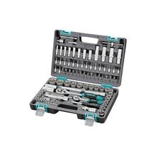 Набор ручного инструмента STELS 14106 (94 предмета из высококачественной стали, кейс в комплекте)