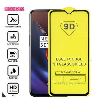 Перейти на Алиэкспресс и купить 9D полное покрытие закаленное стекло UMIDIGI F1 Play A5 S3 Pro One max Power Защитная пленка для Elephone A6 Mini