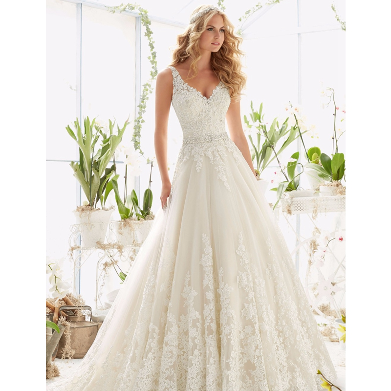 2016 v neck new design a line lace wedding dresses beaded sash backless sexy vintage wedding gowns china online shop