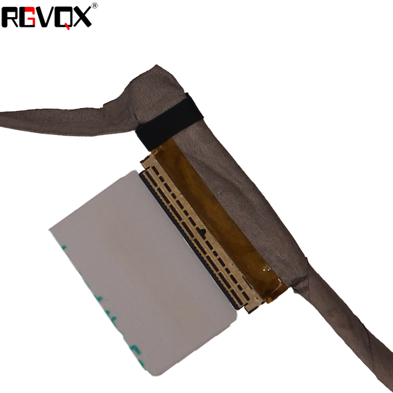 New Laptop Cable For Lenovo N410 S410P LS41P S410 With Touch PN:50.4L102.001 Replacement Repair Notebook LCD LVDS CABLE