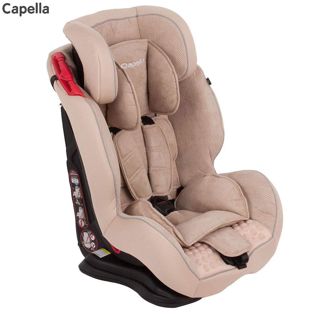 Child Car Safety Seats Capella S12310S-16 for girls and boys Baby seat Kids Children chair autocradle booster kids pod swing chair nook hanging seat hammock nest for indoor and outdoor use great for children kids