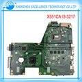 Laptop motherboard para asus x551ca i3-3217cpu 4 gb gráfico 4000hd 100% testado frete grátis