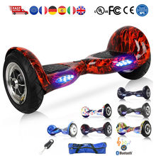 10 Inch Gyroscoop Electric Scooter Electric Skateboard Giroskuter Kick Scooter Mekotron Electric Locomotive Hydroscope(China)