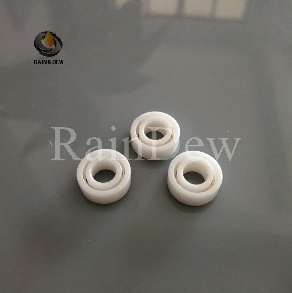 2 ABEC-5 Full Ceramic Spool Bearings 5x11x4 /& 3x8x4 Abu Garcia Daiwa Shimano