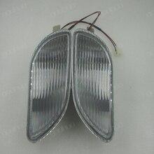 Per BYD F3 anteriore nebbia decorazione della lampada paraurti lampada bar lampada con la linea della luce di nebbia