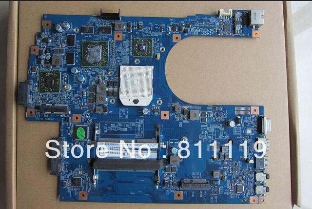 MBPT701001 MB. PT701.001 placa madre del ordenador portátil para 7551 48.4HP01.011 JE70-DN MB 09929-1