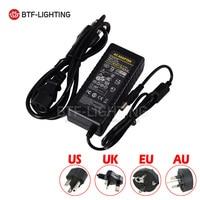 12 فولت 5a امدادات الطاقة ac110-240v ل smd 5050 3528 led قطاع الخفيفة uk/us/eu/au محول قابس