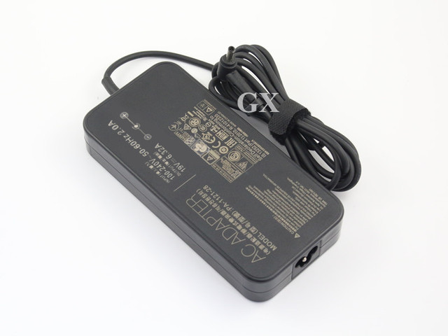 Laptop Ac Power Adapter For Asus 19V 6.32A 120W PA-1121-28 ADP-120RH B For Asus Asus ROG G501 G501JW Gaming Computer Charger