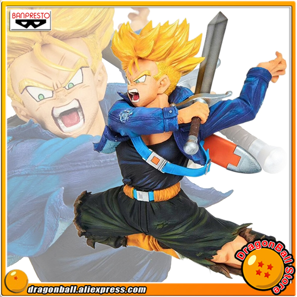 ☀ Dragon Ball DBZ Future Trunks Banpresto World Figure Colosseum BWFC 2 Japan ☀