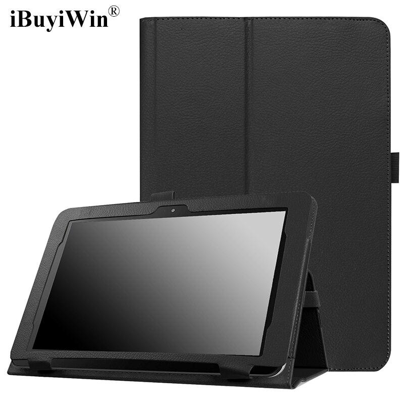 iBuyiWin Folding Folio Case for Asus Transformer Book T101HA 10.1