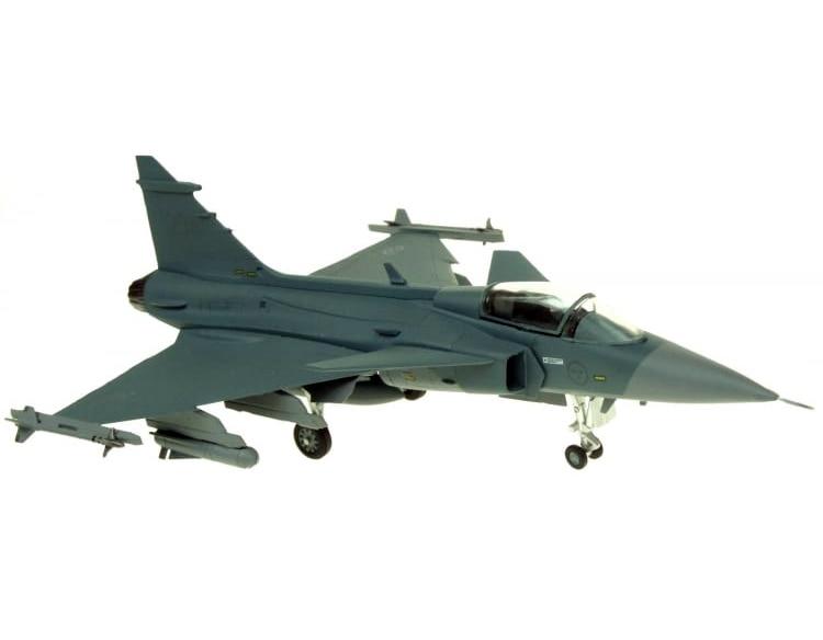 rare Fine AV72 1/72 Swedish Air Force Gripen JAS39 fighter model AV7243002 Collection model Holiday gifts 1 72 pakistan air force f 16 fighter model collection model