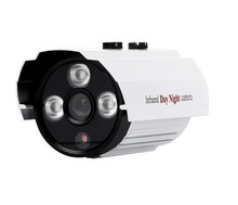 2017 Newest Sony CCD HD 800 TVL IR Night Vision CCTV Camera Security Outdoor Waterproof Camera with 3 Array Leds