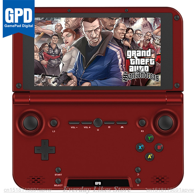 GPD XD Android Video Game Console Handheld Player Tablet PC