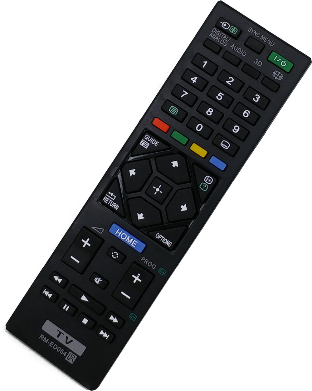 TV Remote Control RM-ED054 Fit For Sony KDL-46R470A KDL-32R420A KDL-46R473A KDL-32R420A KDL-40R470A KDL-46R470A