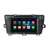 Updated 4G RAM Octa Core Android 6 0 Car DVD Player For Toyota Prius 2009 2013