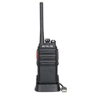 Image 3 - 2 個retevis H777Sトランシーバー 2 ワットfrs vox uhfハンディ双方向ラジオ局ポータブルトランシーバーラジオcomunicadorトランシーバ