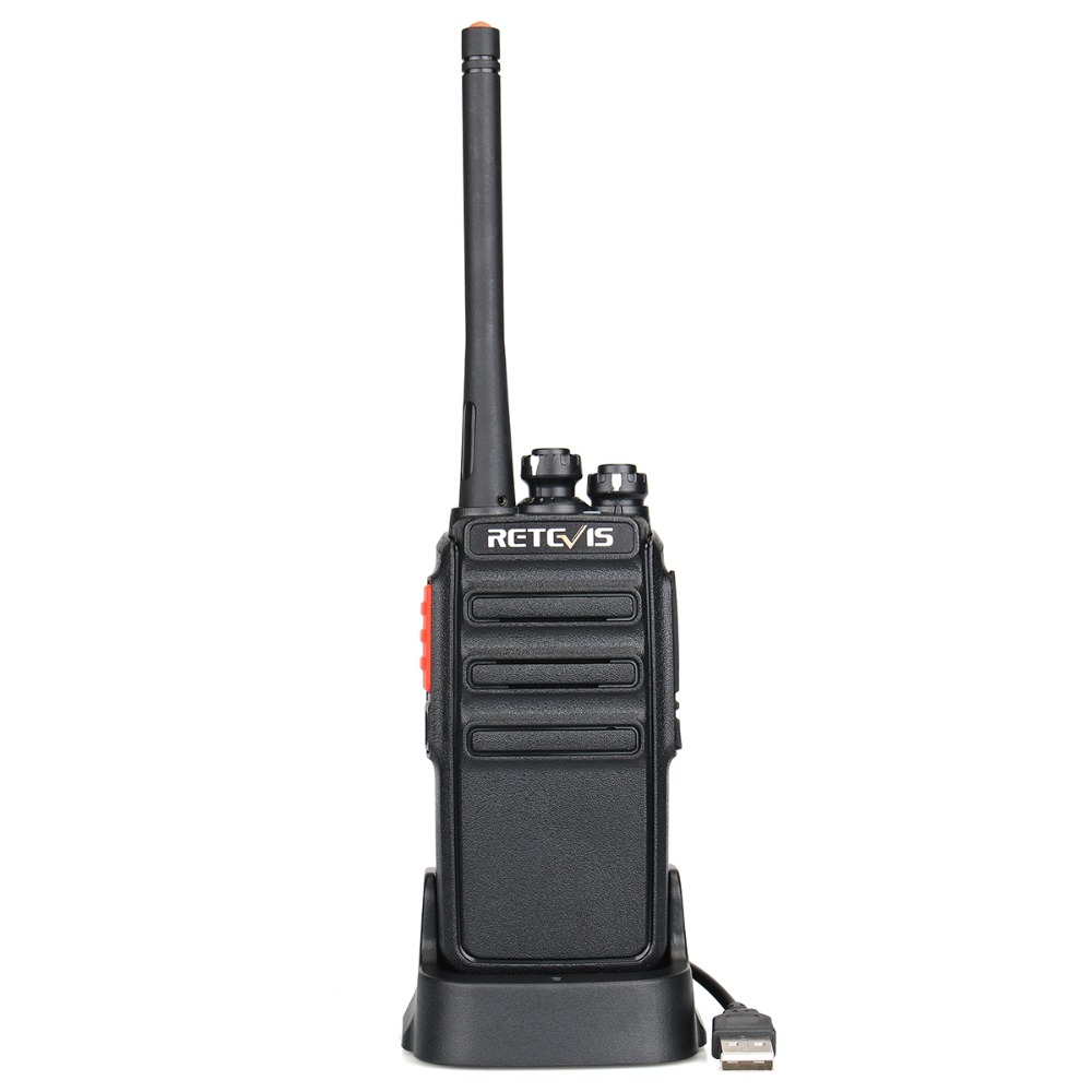 Image 3 - 2pcs Retevis H777S Walkie Talkie Radio 2W FRS UHF Radio Station VOX Scan Two Way Radio Portable HF Transceiver-in Walkie Talkie from Cellphones & Telecommunications