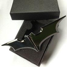 Металлический Бэтмен Простой Модный Zincalloy зажим для денег
