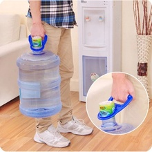 Water Carry Easily Handle Pail 1PCS Bottled Bucket Upset Nergy wd02