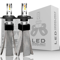 3000K 4300K 6000K H4 H7 Led Car Light Auto Headlight Bulbs H1 9006 hb4 9005 hb3 H11Cars Lights Car CPS Headlights Lamp LED Light