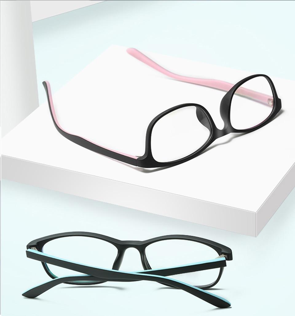 6d11bfecd GYsnal الأزرق راي الكمبيوتر نظارات الرجال شاشة الإشعاع نظارات ...