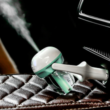 Car humidifier spray Mini Mute In-car aromatherapy machine air purifier oxygen bar essential oil diffuser