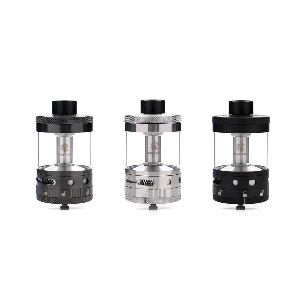 Original Steam Crave Aromamizer Titan RDTA 28ml capacity 41mm diameter rebuildable tank innovative LEGO style Modular build deck джинсы topshop topshop to029ewbglb5
