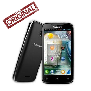 """Original New Lenovo A390T Cell Phone Android 4.0 OS SC8825 1.0GHz Dual Core 4.0"""" IPS 512MB RAM 4G ROM 5.0MP Camera Multilangues Lenovo Phones"""