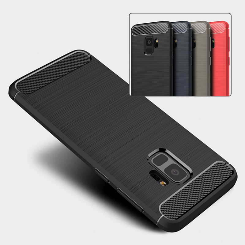 Phone <font><b>Case</b></font> For <font><b>Samsung</b></font> Galaxy <font><b>S9</b></font> S8 Plus S6 S7 Edge <font><b>Cases</b></font> Soft Full Protector Back Cover For <font><b>Samsung</b></font> Note 8 9 Shell <font><b>Shockproof</b></font> image