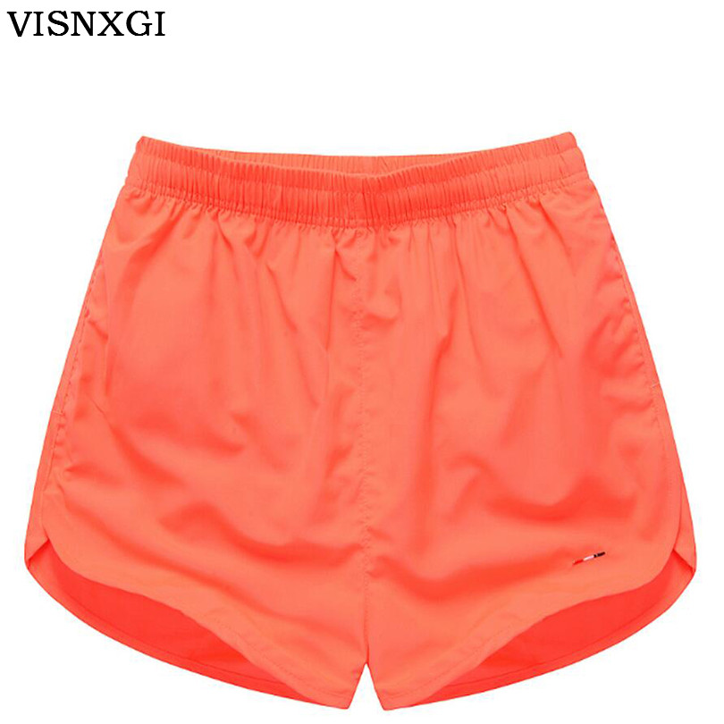Fashion Deportes corriendo aptitud New Women Shorts Dry Female Stretch Short Sexy Mini Slim Elastic Waist Elegant Clothes D023