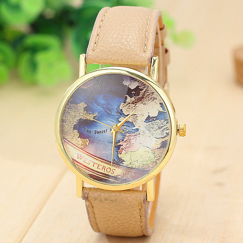 Aliexpress buy new fashion world map watch geneva watches aliexpress buy new fashion world map watch geneva watches women wristwatch dress watches quartz watch aw sb 1492 from reliable watch drive suppliers gumiabroncs Choice Image