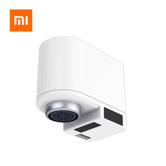 Xiaomi ZAJIA Automatic Sense Infrared Induction Water Saving Device for Kitchen Bathroom Sink Faucet Water Diffuser