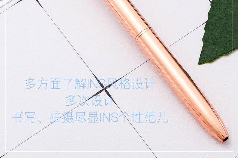 caneta diamante Moda Escritório Escola Suprimentos Estudantes Prêmios De Presente