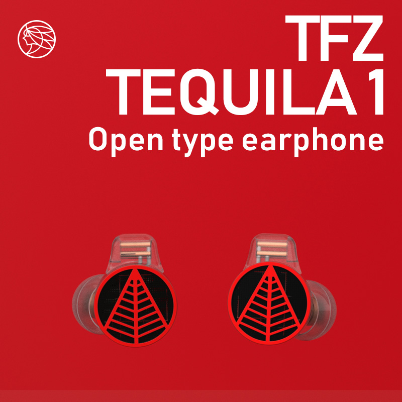 TFZ TEQUILA professional monitor Earphones 22 Impedance 3 5mm socket TFZ Audiophile Rock and roll for