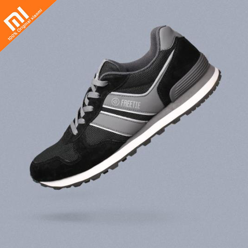 3 farbe Original Xiaomi mijia Sport Schuh FREETIE 80 Retro Sport Schuhe Atmungsaktiv Erfrischende Netz Komfortabel Und Stabil Für Mann