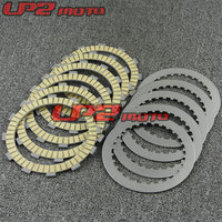 For Honda CBR400 NC23 CB400 CB 1 Clutch Friction Kit Disc Plates Set Motorbike Parts Accessories